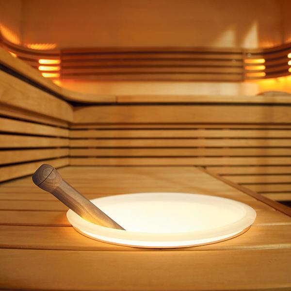 beleuchteter saunak bel von harvia jetzt bei uns g nstig kaufen. Black Bedroom Furniture Sets. Home Design Ideas
