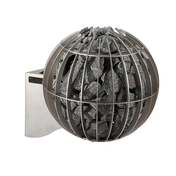 SAUNAOFEN  Globe Elektro Wand