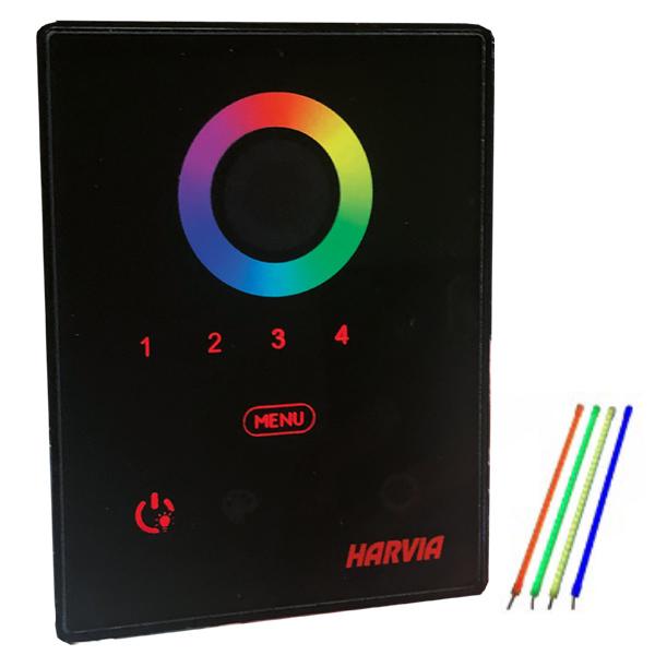 RGBW LED mit Xenio RGBW-Steuerung